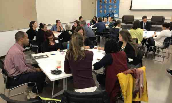Early Childhood Stem Education Affinity Group Meeting