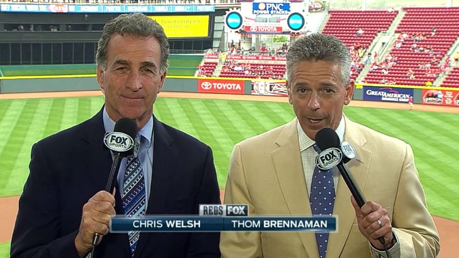 fox sports 1 mlb playoff announcers