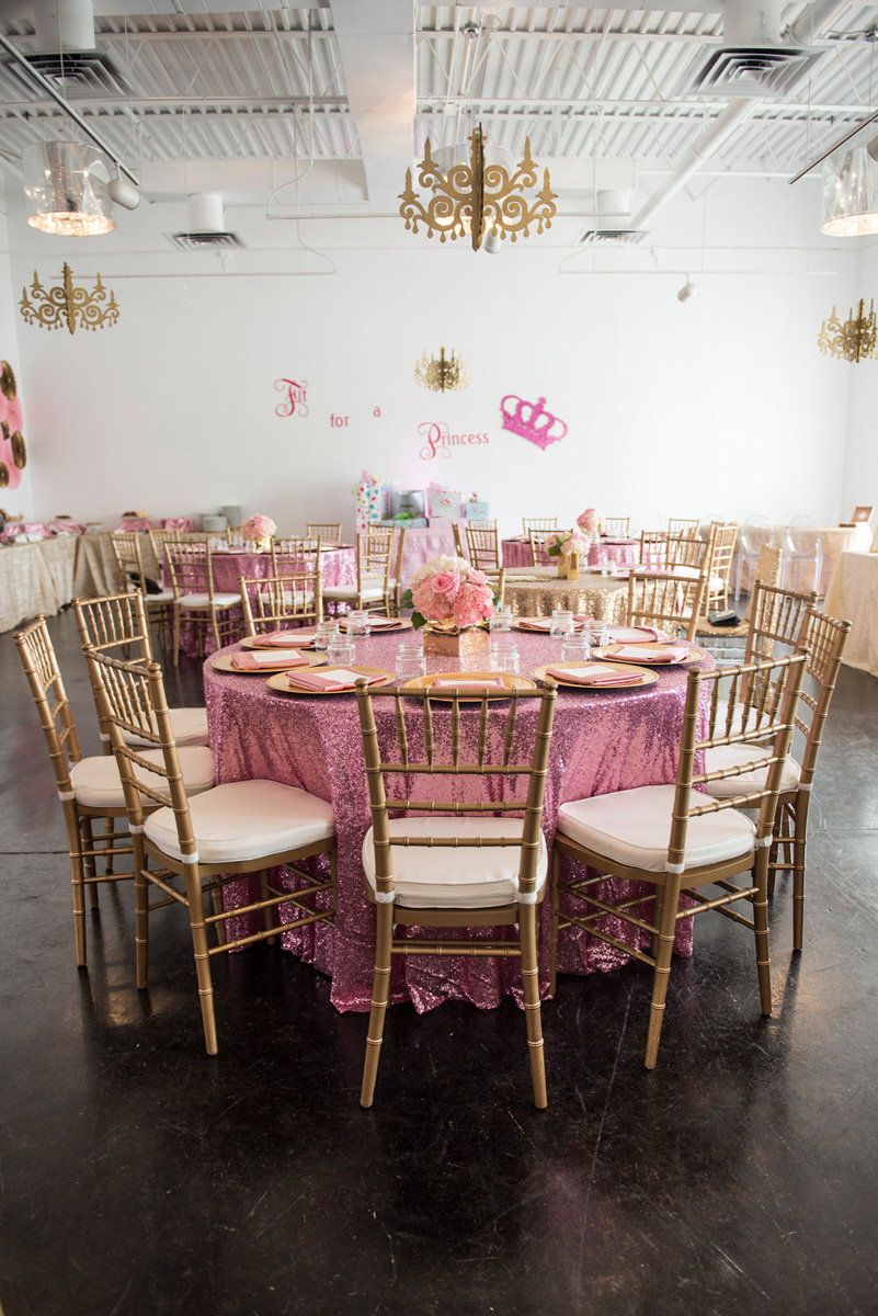 Top Atlanta Locations for Bridal and Baby Showers