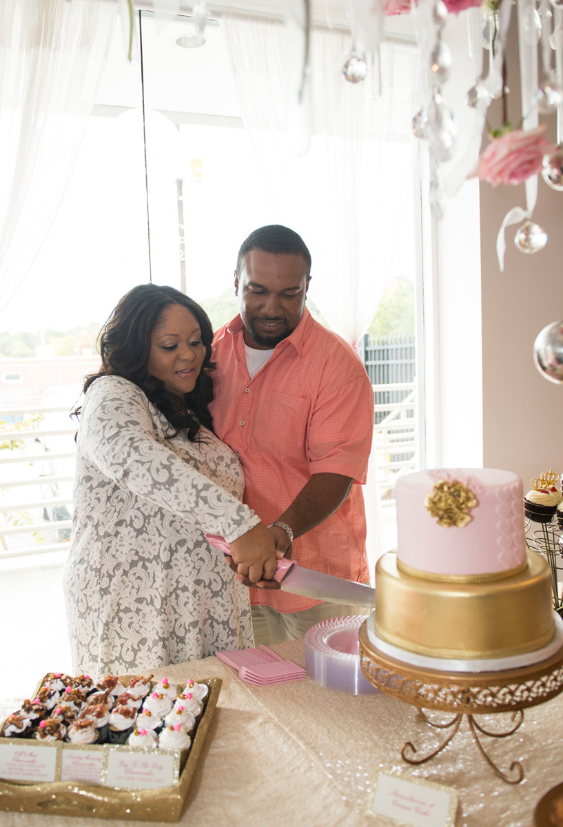 Where To Have A Baby Shower In Atlanta : where, shower, atlanta, Sweet, Girly, Shower