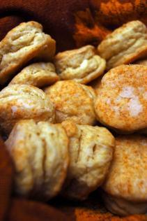 Ashley's lard biscuits