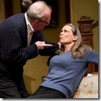 Tracy Letts and Amy Morton in Virginia Woolf - Steppenwolf Theatre