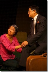 Mia Park and Arvin Jalandoon in Family Devotions - Photo by To_0006