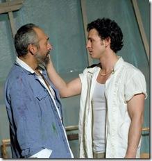 Madrid St. Angelo (Emiliano) and Nicolas Gamboa (Karim)