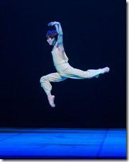Yoshihisa Arai in Syvlia, Joffrey Ballet Chicago