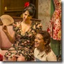 "Eileen Niccolai and Daniela Colucci star in The Shattered Globe's ""The Rose Tattoo"" by Tennessee Williams. , Shattered Globe Theatre, Brosilow"