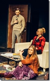 """Glass Apple Theatre presents """"Play,"""" written and directed by Brian McKnight."""