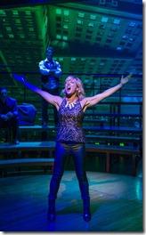 Lia Mortensen as Joanne in Company, Writers Theatre
