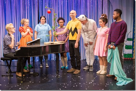 A Charlie Brown Christmas, Broadway in Chicago, Emerald City Theatre