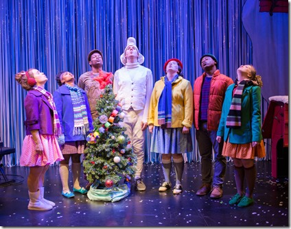 A Charlie Brown Christmas, Emerald City Theatre, Broadway in Chicago