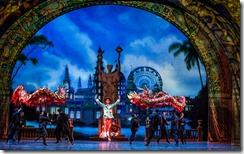Fernando Duarte stars as Chinese Dancer in The Nutcracker by Christopher Wheeldon, Joffrey Ballet 2016