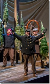 The Christmas Schooner presented by Mercury Theater Chicago 2016