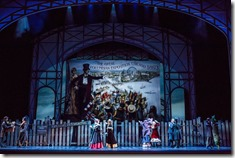 The Joffrey Ballet presents Christopher Wheeldon's The Nutcracker, Auditorium Theatre 1