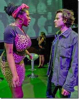 Echaka Agba, Japhet Balaban and Daniella Pereira star as Meredith, Guy and Tori