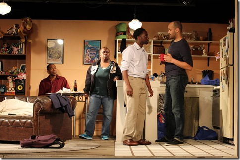 Watson Swift, RjW Mays, Byron Coolie and Michael Mejia-Beal star in Kingdom, Broken Nose