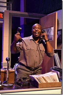 James Earl Jones II stars as Bobby in Memphis, Porchlight Music Theatre