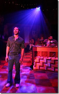 Averis I. Anderson stars as Patrick in The View Upstairs, Circle Theatre