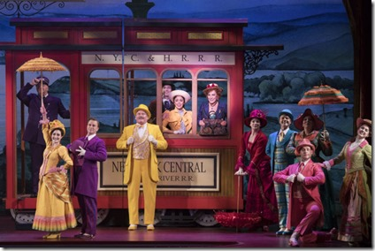 Hello Dolly National Tour, Broadway in Chicago, Oriental Theatre 3