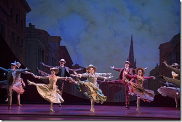 Hello Dolly National Tour, Broadway in Chicago, Oriental Theatre 4