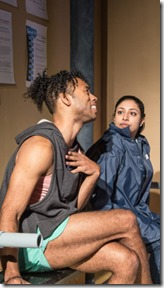 Ben Locke, Teresa Kuruvilla, RjW Mays and Kim Boler star in Plainclothes, Broken Nose Theatre