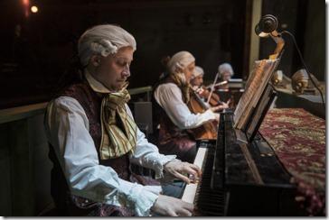 Leandro Lopez Varady (piano), Michal Palzewicz (cello), Greg Hirte (violin) and Constance Volk (flute)