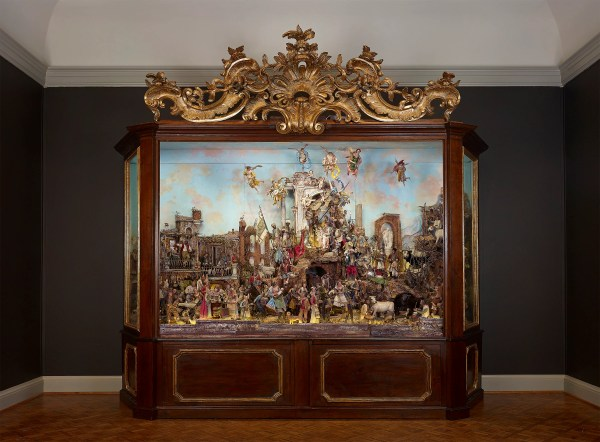 Chicago Art Institute Neapolitan Creche