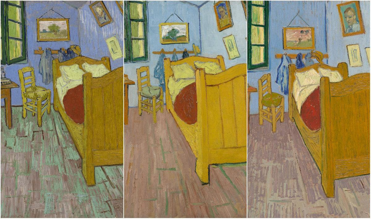 exhibit offers glimpse into bedroom, mind of van gogh | chicago