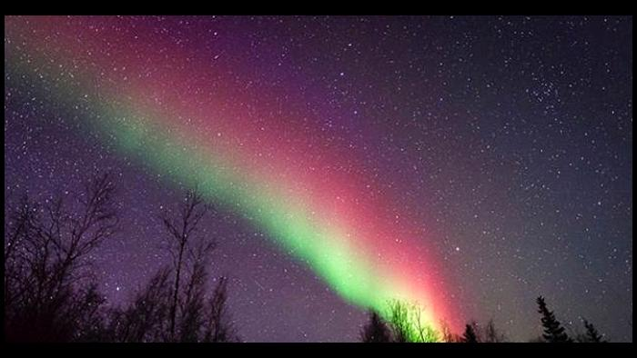 Northern Lights Illinois Tonight