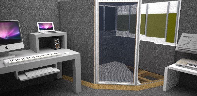 Violence Solutions | Recording Studio Concept | Chicago Village Project