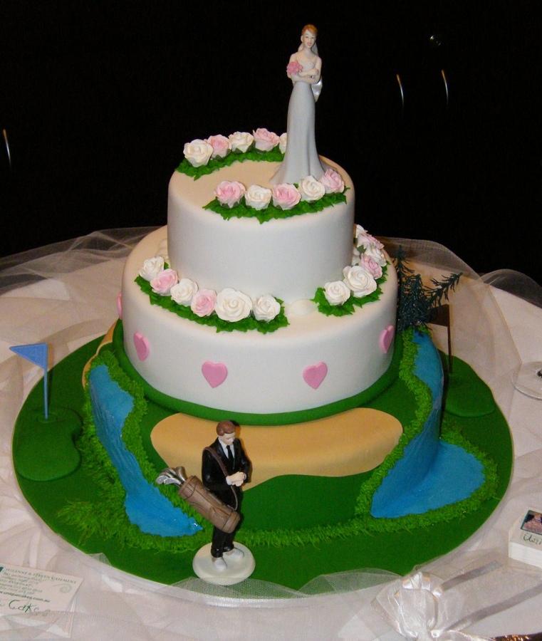 Golf Themed Wedding  Chicago Wedding Blog