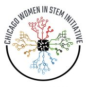 Chicago Women in STEM logo