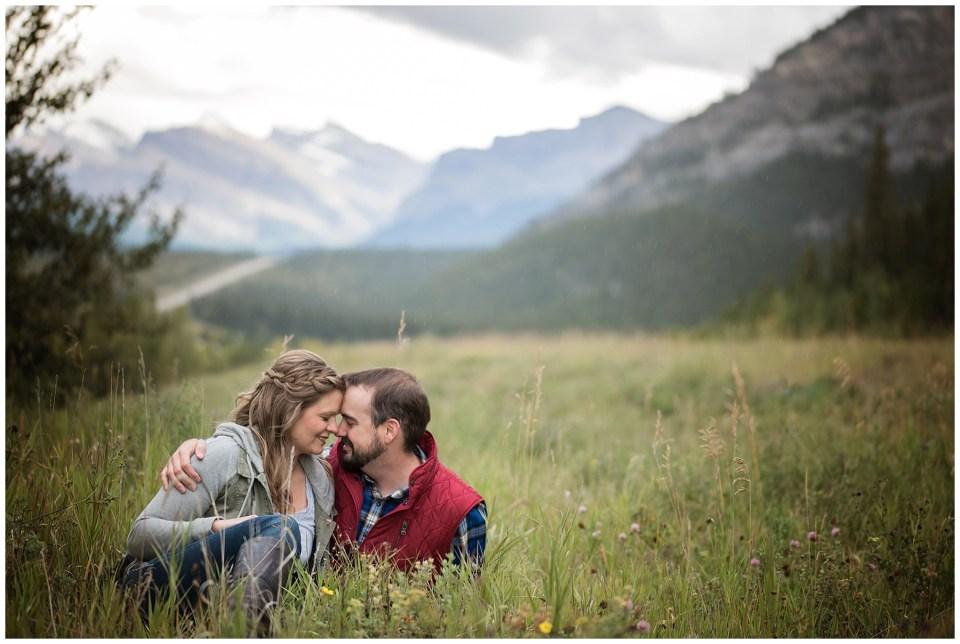 Rocky Mountain Engagement Photographer