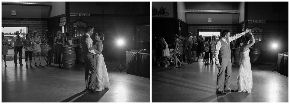 first dance Red Deer