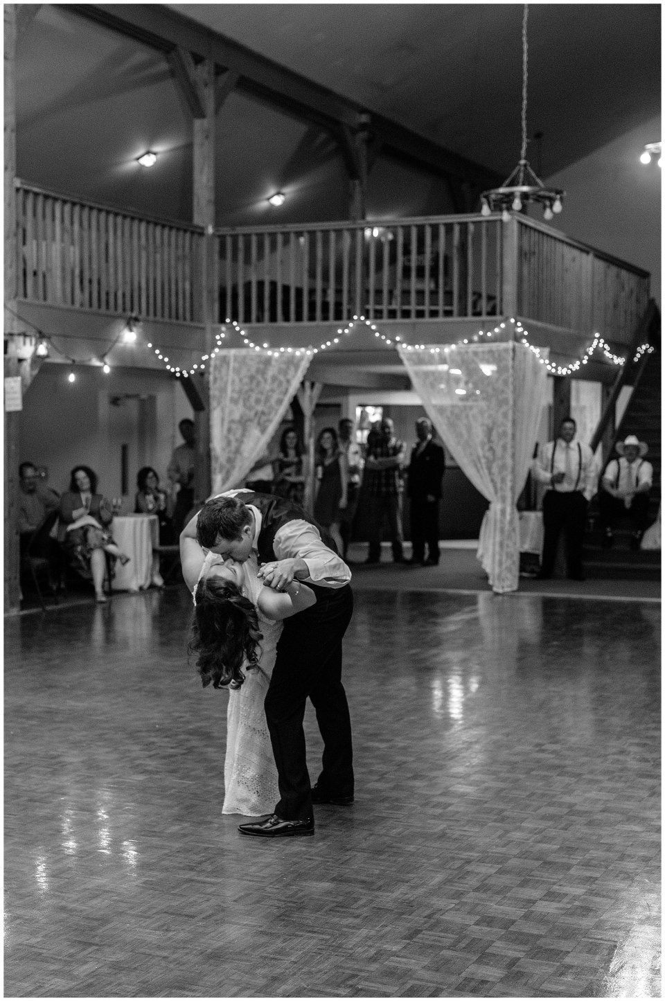 Ponoka Moose Hall Wedding