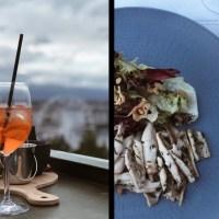Genève, des perches et un toit