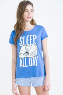 Pijama 'Sleep all day'