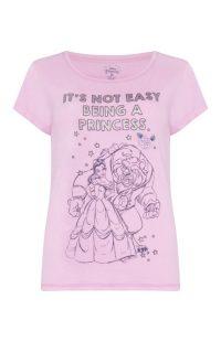 Primark_camiseta_bella_bestia-660x1024
