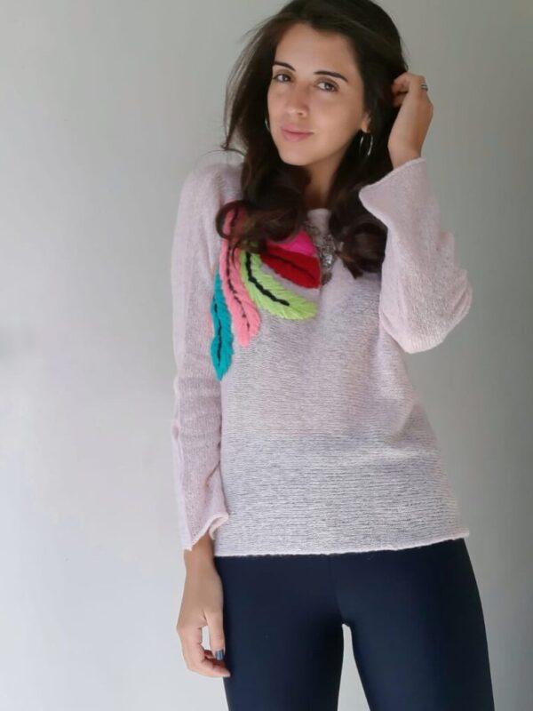 Sweater Pluma