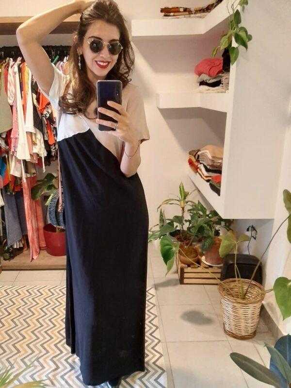 Vestido Ribera De Fibrana