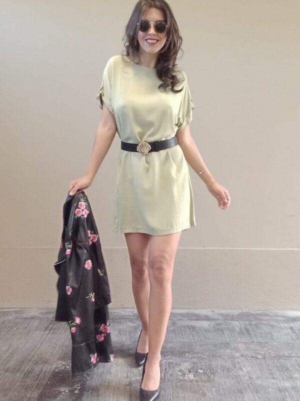 Vestido Halsey