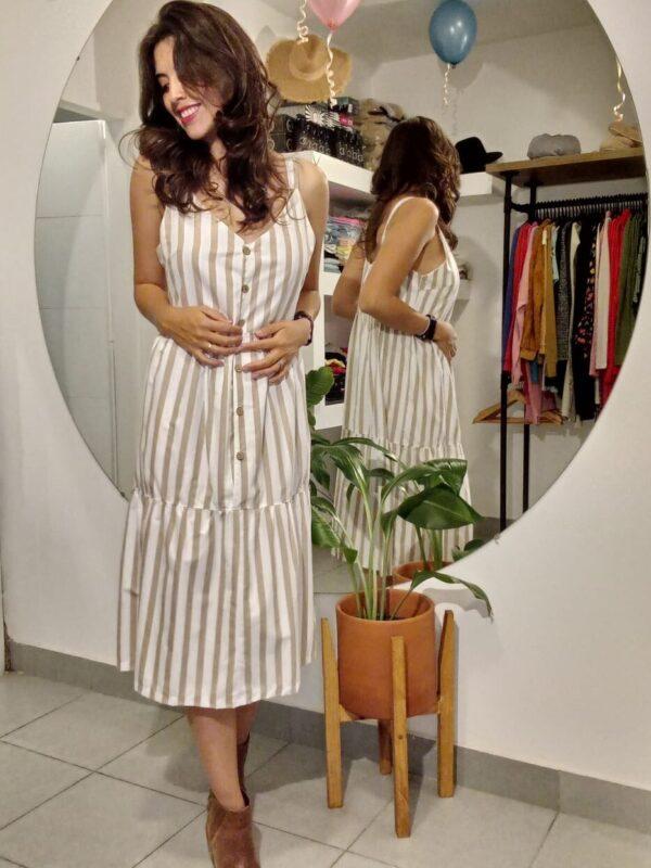 Vestido Iraola