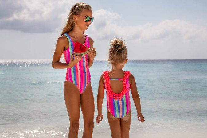 Shade Critters Kids Beachwear Photo Chicas Productions Curacao 14