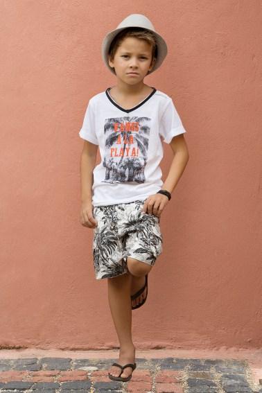 Remote Kids Fashion Shoot Colorful City Lookbook