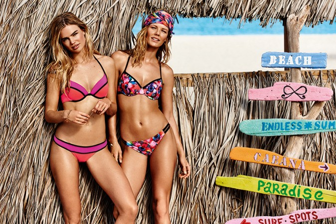Hunkemoller Beachwear Shoot Summer Chicas Productions Caribbean