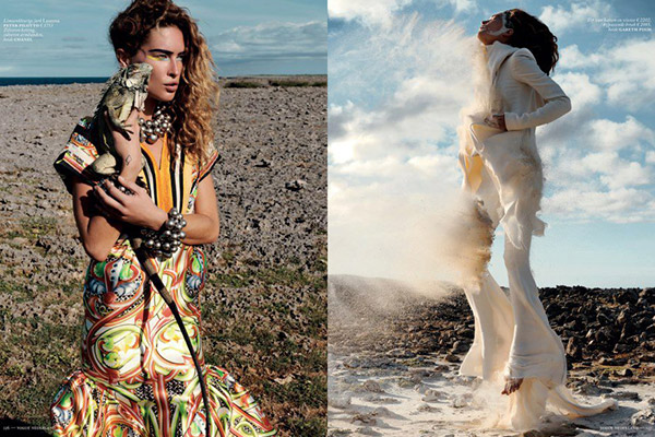 Our TOP Favorite Fashion Shoots in Curacao