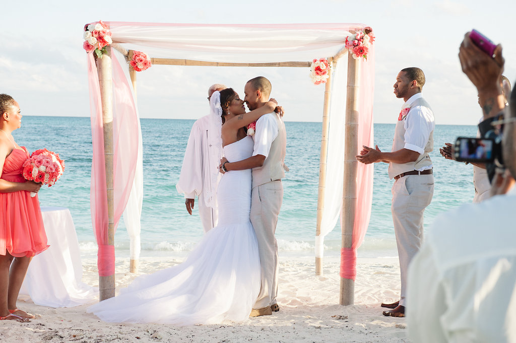 Bahamas Beach Wedding Locations Ferry Boat Guests to your Ceremony