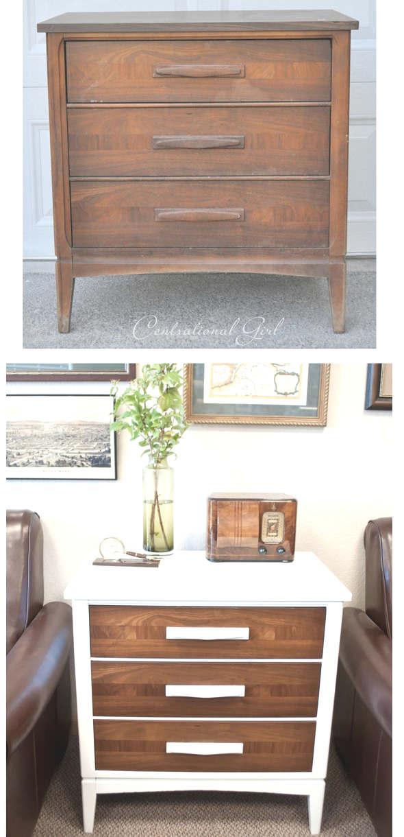 repeindre meuble cuisine bois