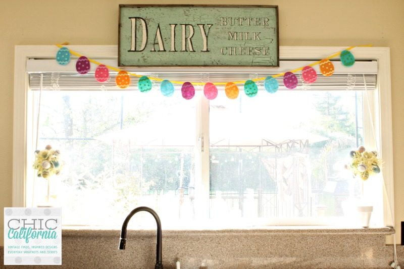 Dairy Sign