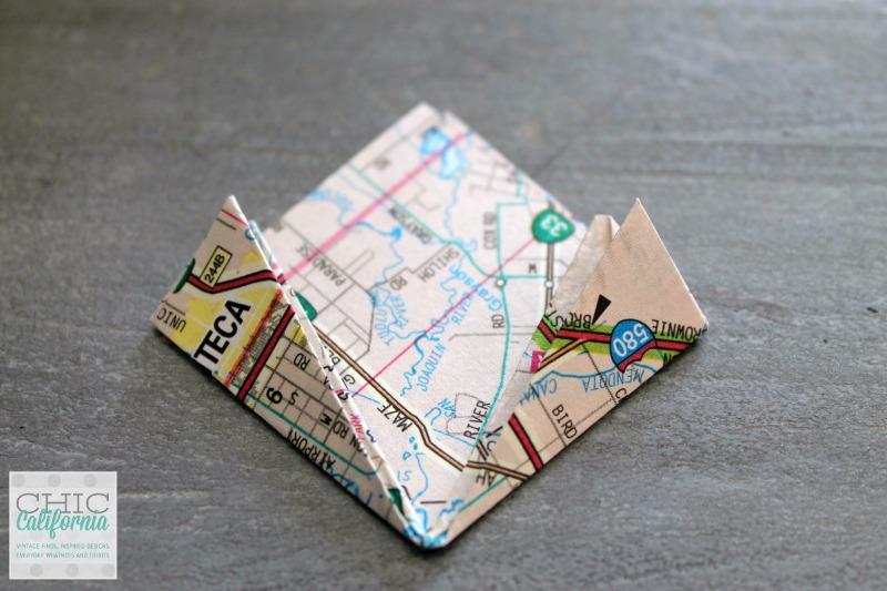 map ornament