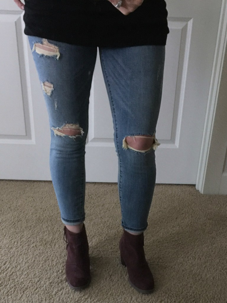 Stitch Fix Pistola Distressed Skinny Jean